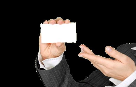 הדפסה ועיצוב כרטיסי ביקור בעיצוב אישי