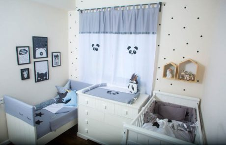 חדשות טובות לא צריך לעבוד קשה על עיצוב חדר ילדים